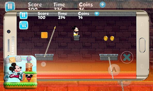 Mickey Jungle Mouse Adventures screenshot 7