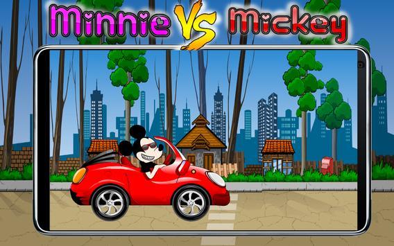 Race Mick Road screenshot 1