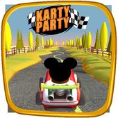 Mickey Kart Racing icon