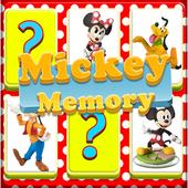 Kids Mickey Memory icon