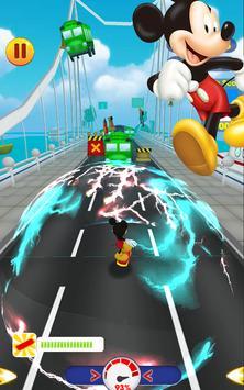 Mickey Epic Run screenshot 1