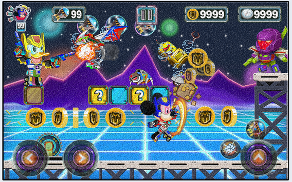 Super Mickey Heroes screenshot 11