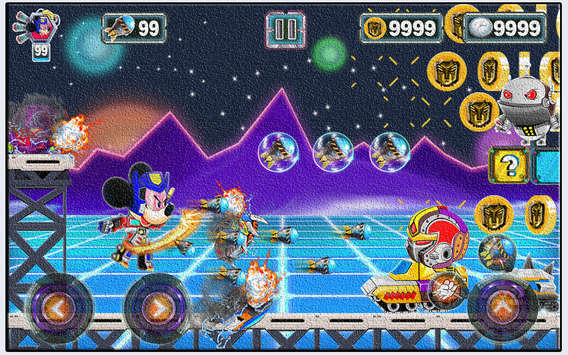 Super Mickey Heroes screenshot 12