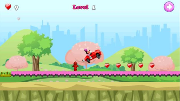 Mickey Kart adventure 2018 screenshot 2