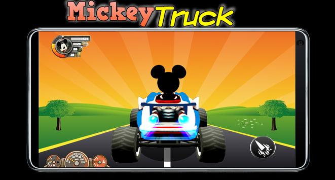 Mickey Drive Truck Minnie RoadSter screenshot 2
