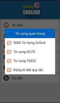 Learning English apk screenshot
