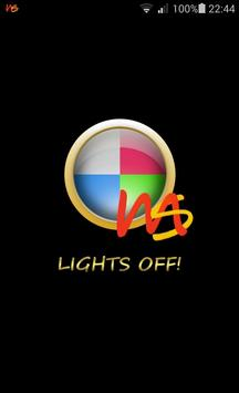 LIGHTS OFF! poster