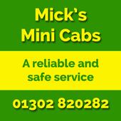 Mick's Mini Cabs icon