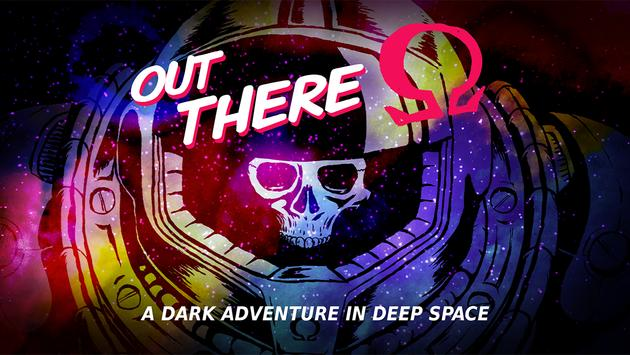 Out There: Ω Edition Affiche