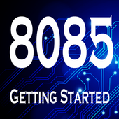 8085 MICROPROCESSOR GETTING STARTED icon