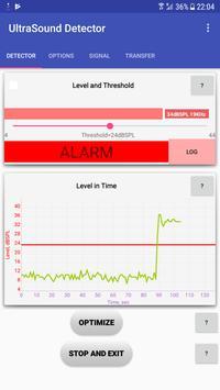 UltraSound Detector screenshot 1