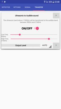 UltraSound Detector screenshot 4