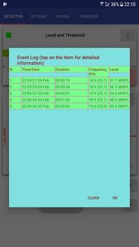 UltraSound Detector screenshot 6