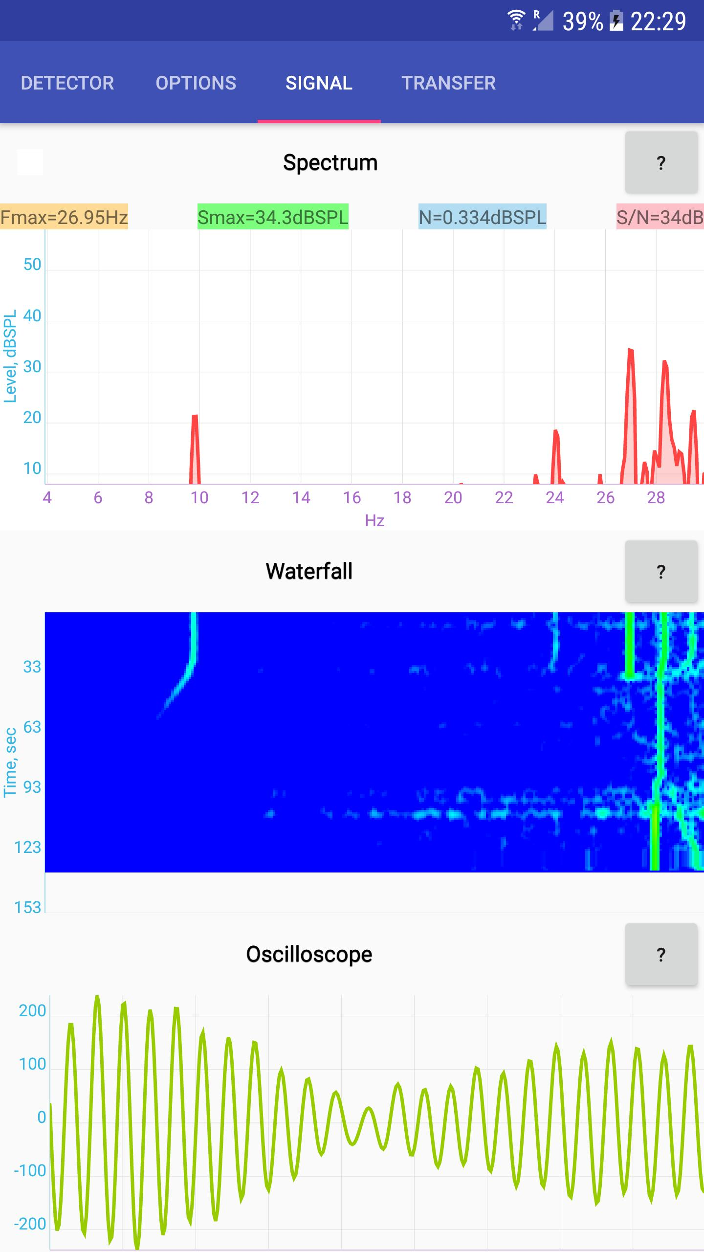 InfraSound Detector for Android - APK Download