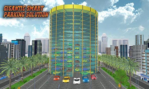 Vertical Car Parking apk screenshot