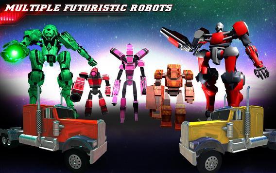 Multi Storey Robot Transporter poster