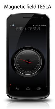 Magnetic Field - Magnetometer screenshot 1