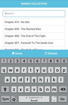 Manga Collection screenshot 2