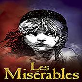 Les Misérables - Victor Hugo icon