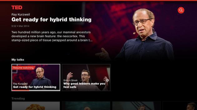 TED Motivation apk screenshot