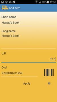 Purchase orders screenshot 13