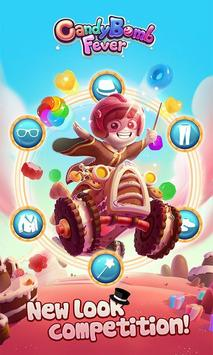 Candy Bomb Fever poster