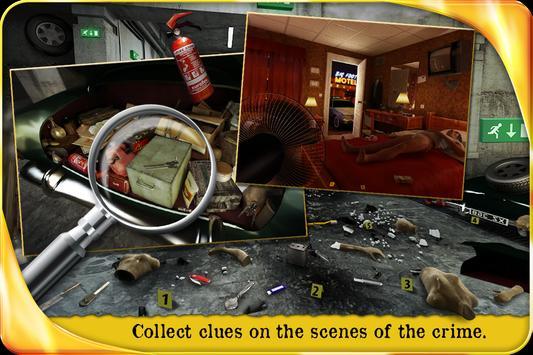 Profiler - Hidden object screenshot 2