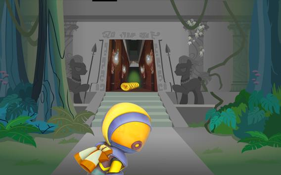 Temple VIR Robot Boy screenshot 4