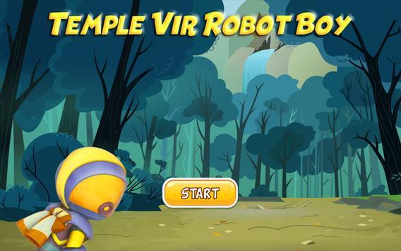Temple VIR Robot Boy screenshot 5