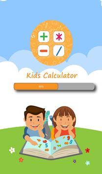 Kids Calculator poster