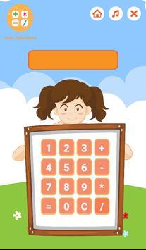 Kids Calculator screenshot 2