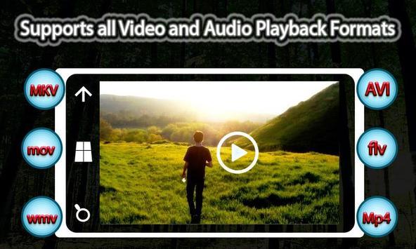 HD VIDEO AUDIO PLAYER screenshot 5