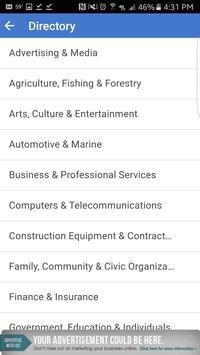 AppMap-Williston Business Dir apk screenshot