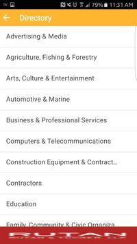 Costa Mesa Chamber of Commerce screenshot 1
