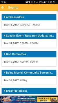 Costa Mesa Chamber of Commerce screenshot 2