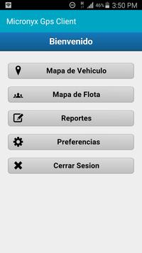 Micronyx Gps Client apk screenshot