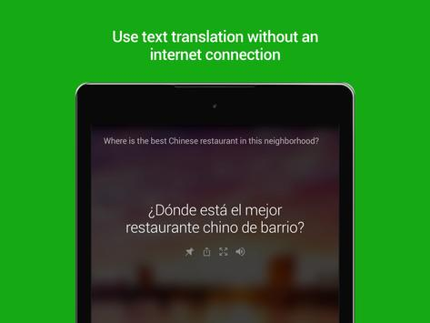 Microsoft Translator apk screenshot