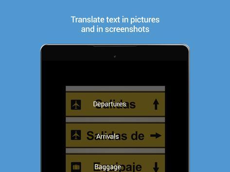 Microsoft Translator apk screenshot