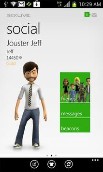 My Xbox LIVE poster