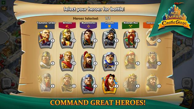Age of Empires: Castle Siege apk screenshot