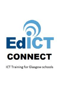 EdICT Connect poster