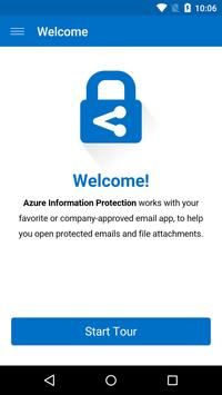 Azure Information Protection poster