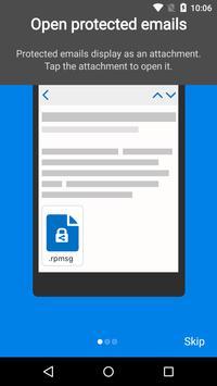 Azure Information Protection screenshot 1