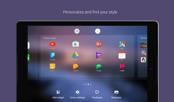 Microsoft Launcher screenshot 8