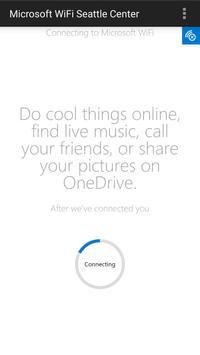 Microsoft Wi-Fi poster