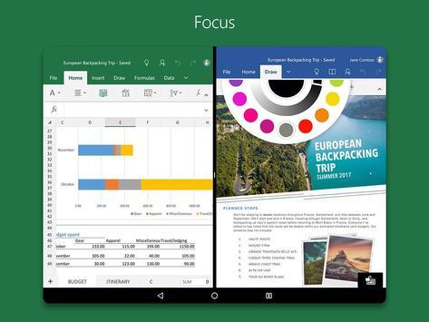 Microsoft Excel apk 截图