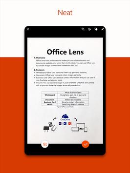 Office Lens apk 截圖