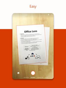 Microsoft Office Lens - PDF Scanner screenshot 5