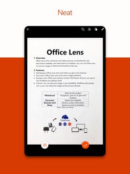 Microsoft Office Lens - PDF Scanner screenshot 6