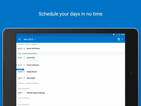 Microsoft Outlook apk screenshot